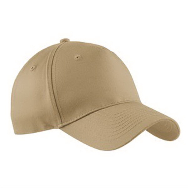 Personalized Port & Company® five-panel twill cap
