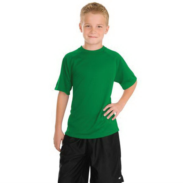 Promotional Sport-tek® youth Dry Zone t-shirt