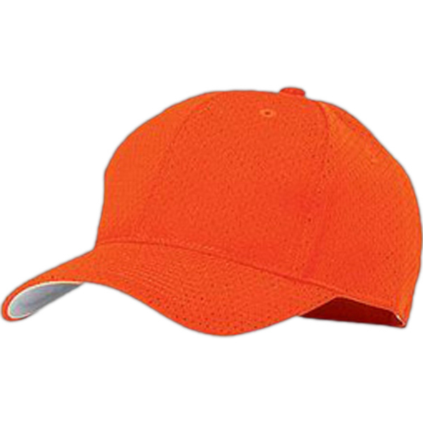 Printed Port Authority® youth pro mesh cap