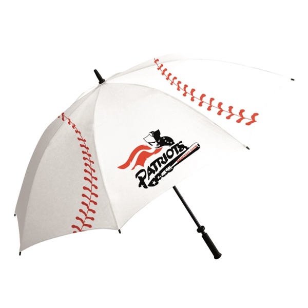 Imprinted Baseball Umbrella