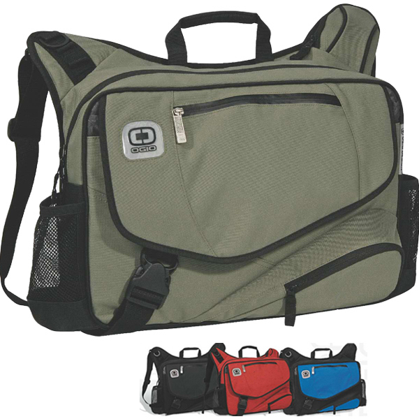 Promotional Ogio® hip hop messenger