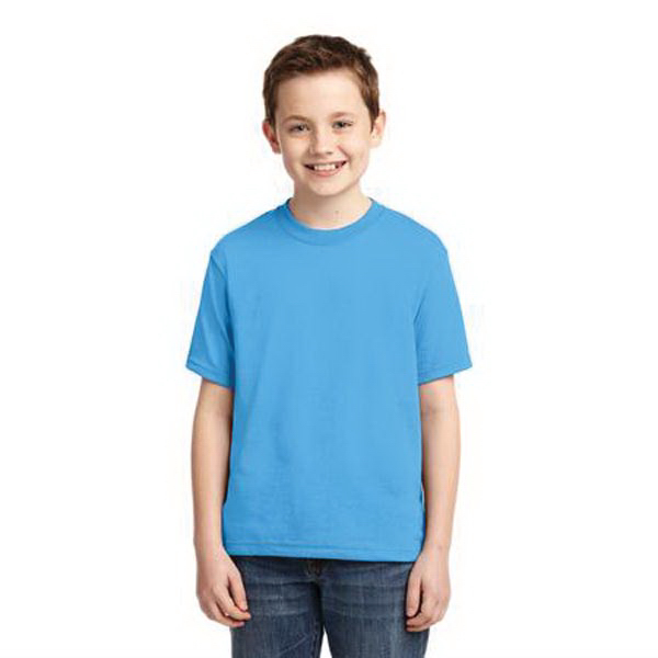 Promotional Jerzees® youth 50/50 cotton/poly t-shirt