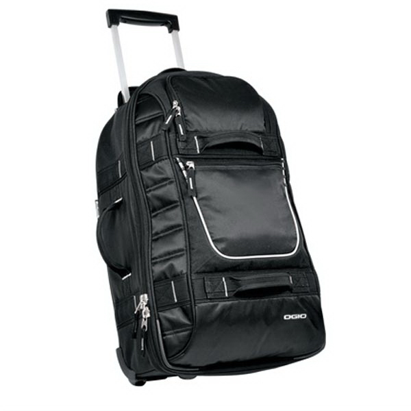 Personalized Ogio® pull-through travel bag