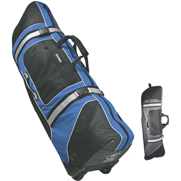 Personalized Ogio® straight jacket travel bag