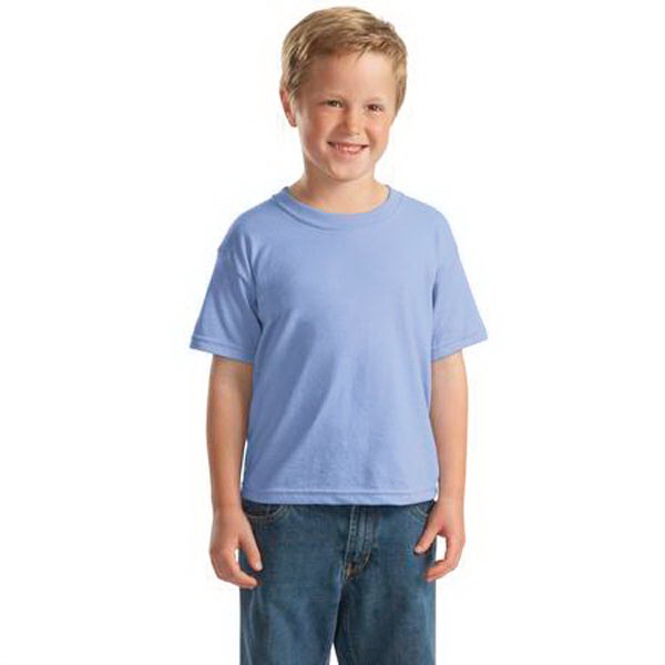 Personalized Gildan - Youth DryBlend (R) 50 Cotton/50 DryBlend (R) Poly T