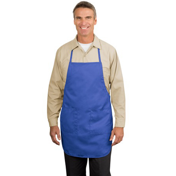 Customized Port Authority® full length apron