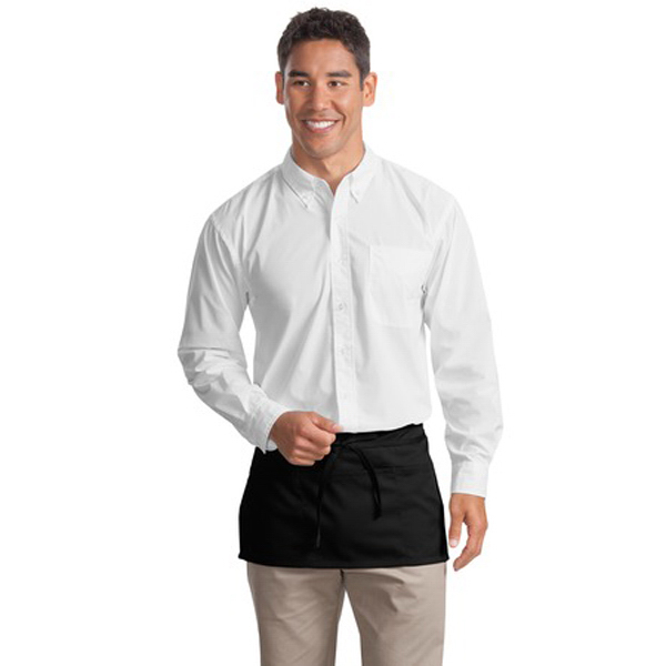 Customized Port Authority® waist apron