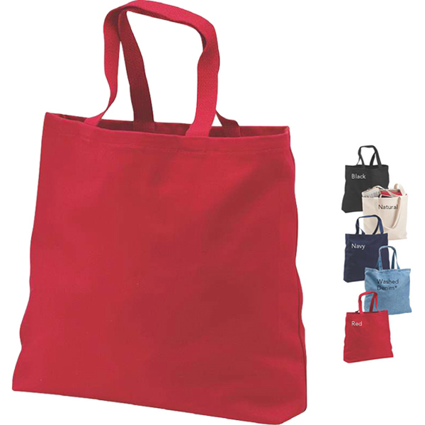 Customized Port & Company® convention tote