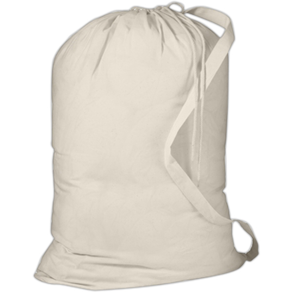 Imprinted Port & Company® laundry bag