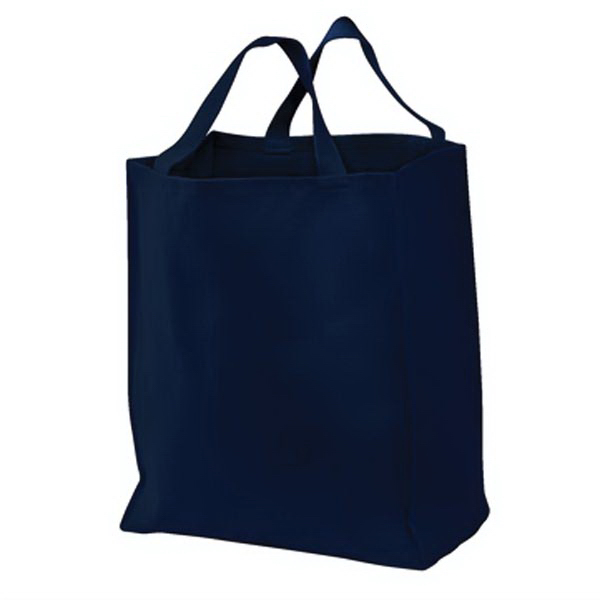 Custom Port & Company® Grocery Tote
