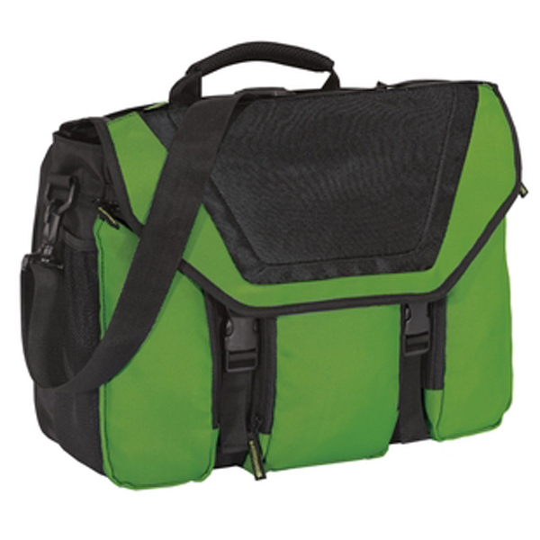 Promotional Port Authority® messenger briefcase