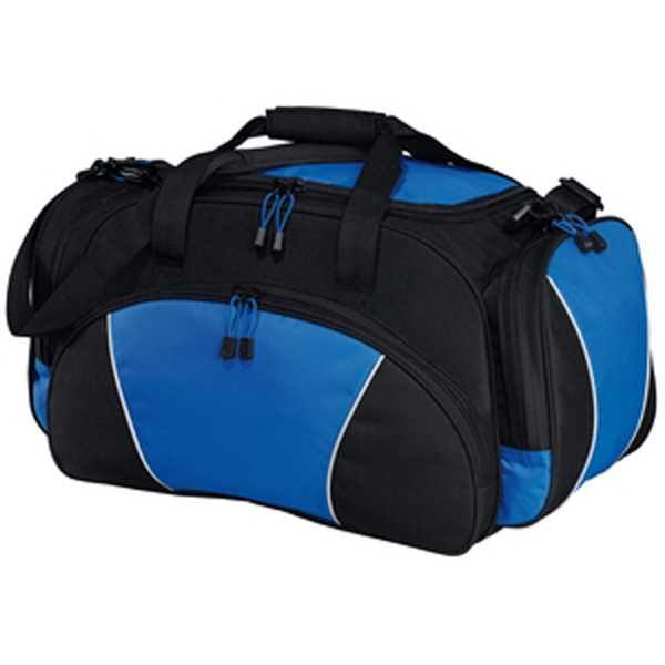 Imprinted Port & Company® metro duffel
