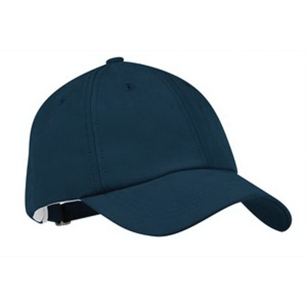 Imprinted Port Authority ® sueded cap