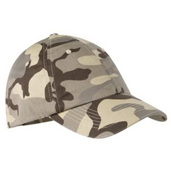 Customized Port Authority® camouflage cap