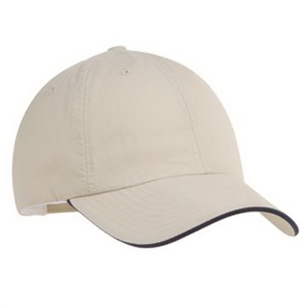 Personalized Port Authority® sandwich bill cap