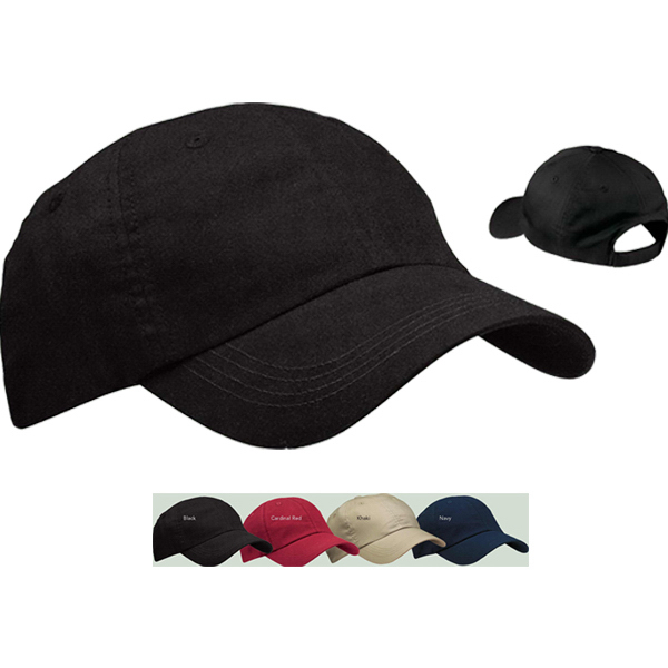 Personalized Port Authority® lightweight twill cap
