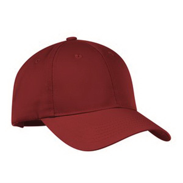 Printed Port Authority ® nylon twill performance cap