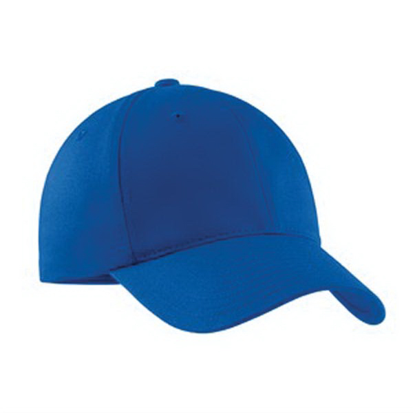 Imprinted Port Authority® Portflex® structured cap
