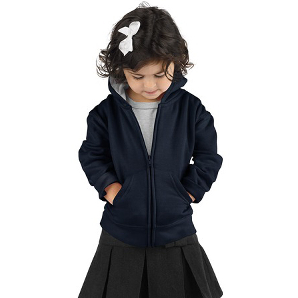 Promotional Precious Cargo® toddler full-zip hoodie