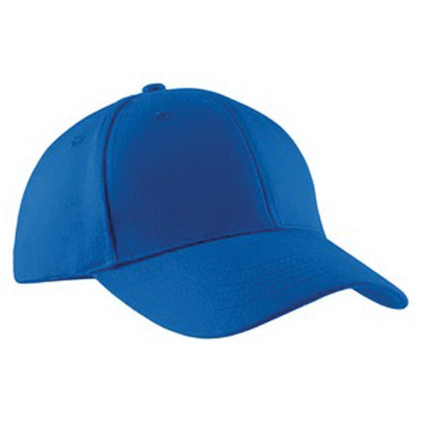 Personalized Port & Company® brushed twill cap