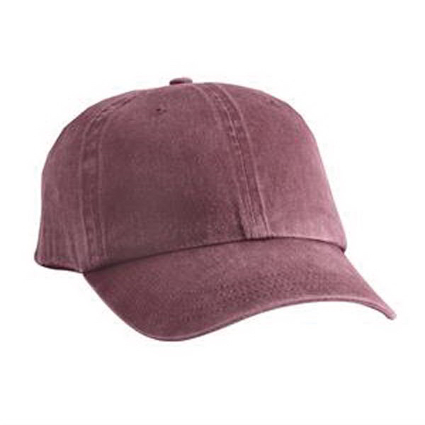 Personalized Port & Company® pigment-dyed cap