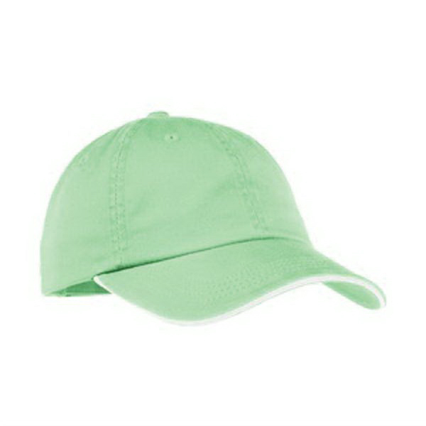 Personalized Port Authority® ladies' sandwich bill cap