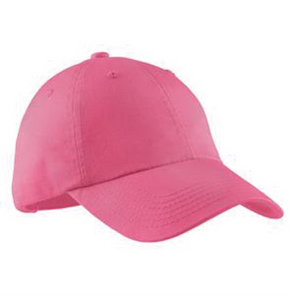 Custom Port Authority® Ladies' garment washed cap