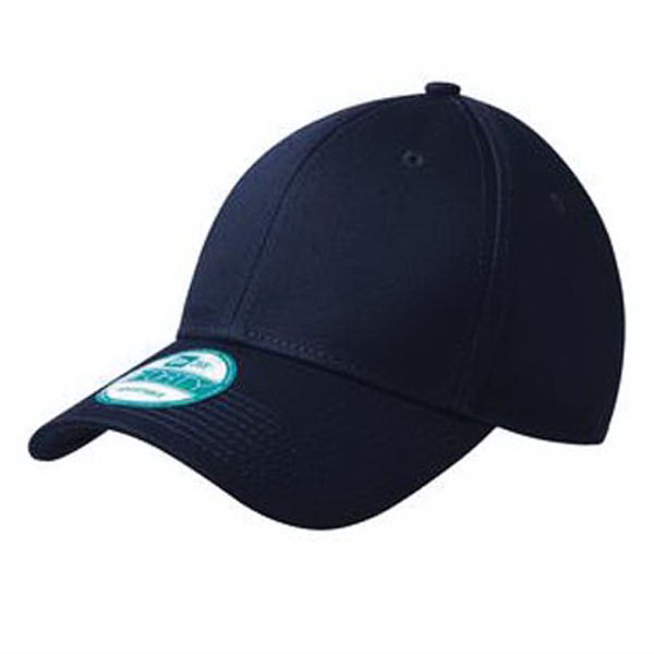 Customized New Era® adjustable structured cap