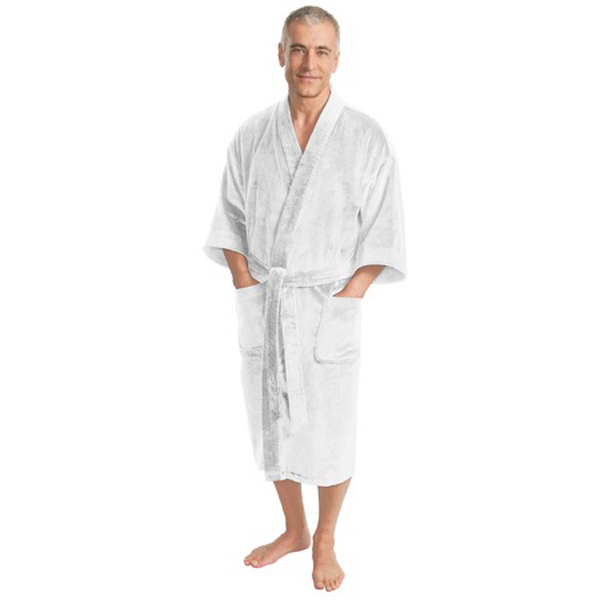 Customized Port Authority® terry velour robe