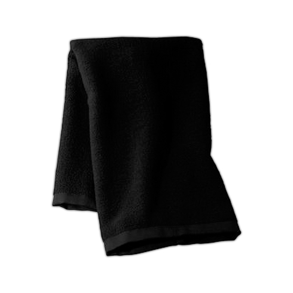 Personalized Port Authority® microfiber golf towel