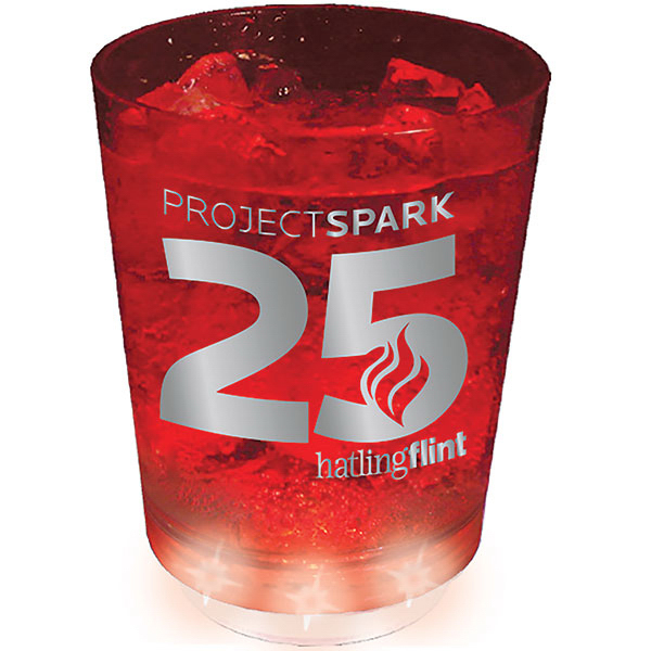 Printed 12oz 5-Light Cup