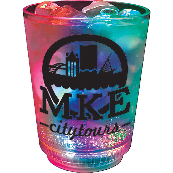Promotional 12oz 3-Light Cup