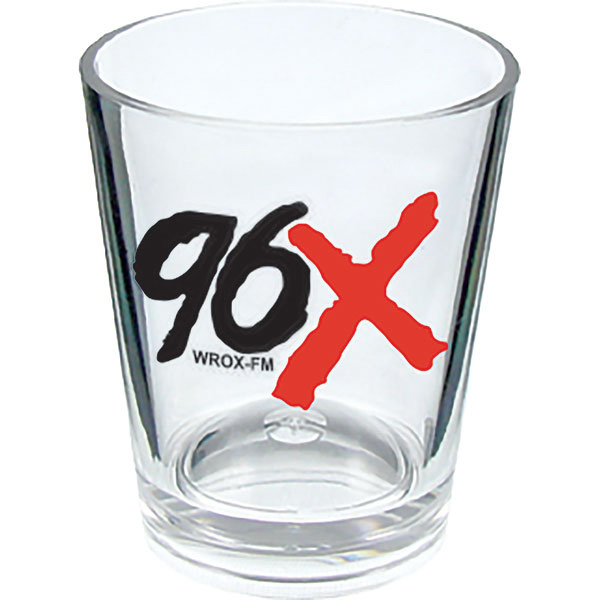 Customized 1.25 oz Shot Glass