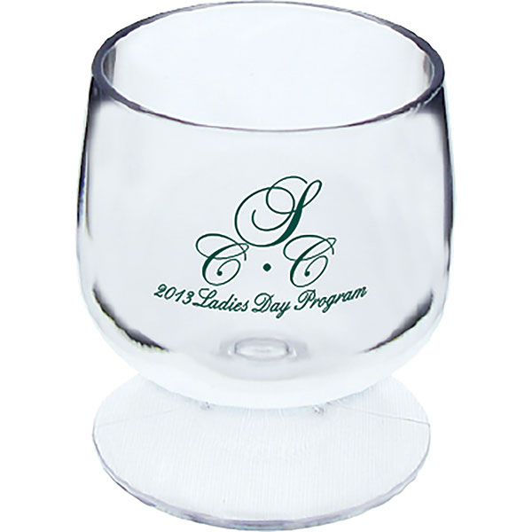 Promotional 2oz Brandy Glass Sampler