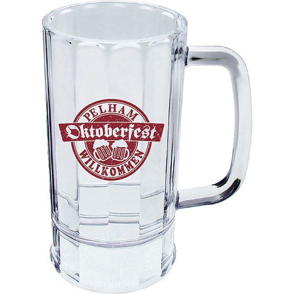 Imprinted 14oz Beer Mug