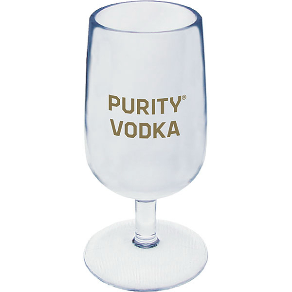 Customized 1.25oz Champagne Glass