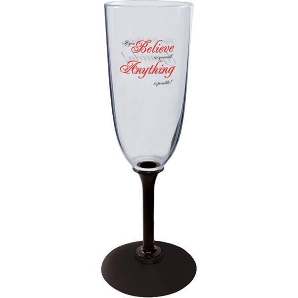 Custom 7oz Champagne Glass