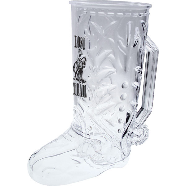 Customized 20oz Cowboy Boot Mug