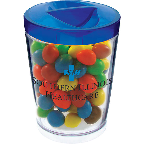 Printed 12oz Candy Jar