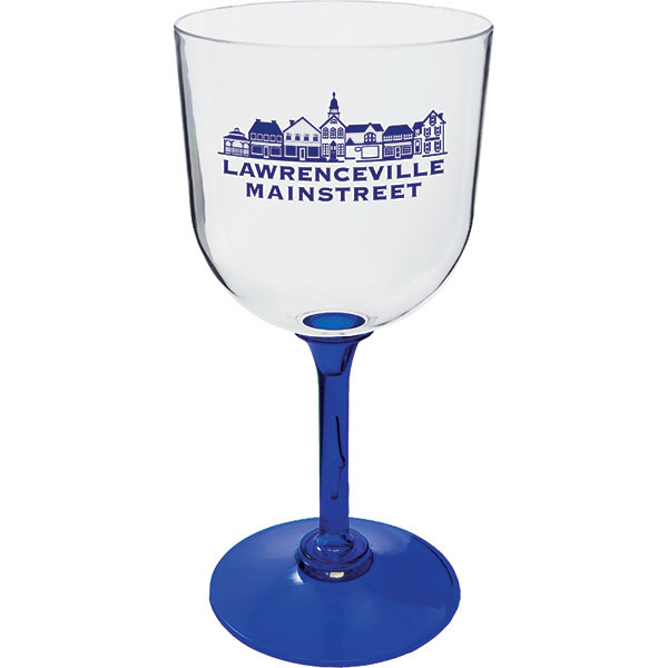 Personalized 14oz Goblet Glass