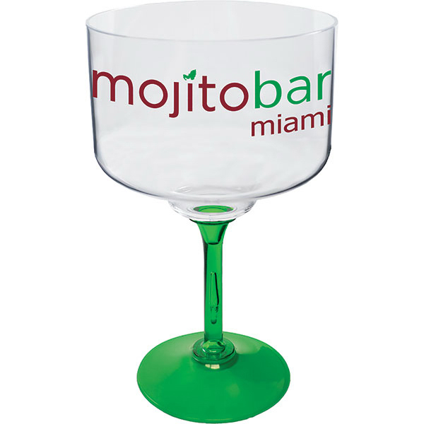 Custom 18oz Margarita Glass