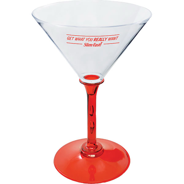 Custom 7oz Martini Glass