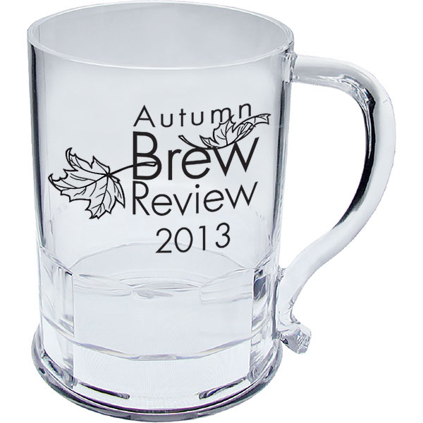 Personalized 16oz Root Beer Mug