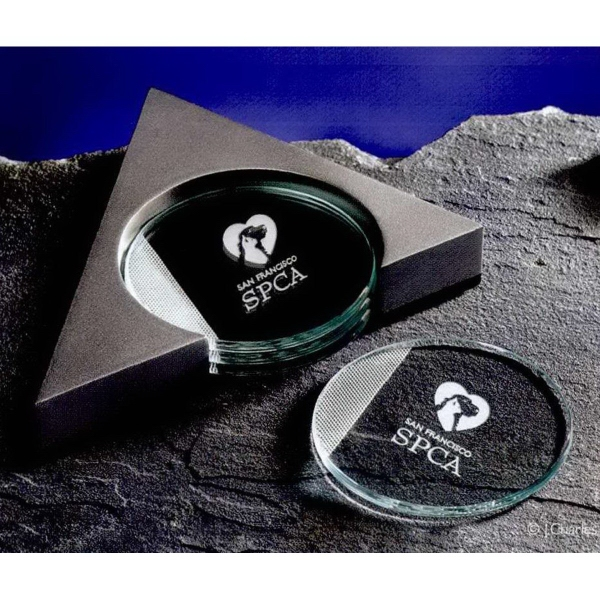 Printed Abstracta Coaster - Individually Boxed