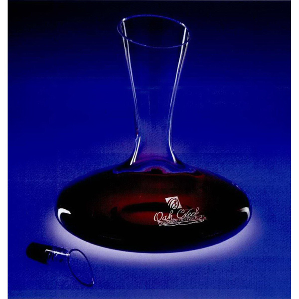 Custom Renata Wine Decanter - 43 oz