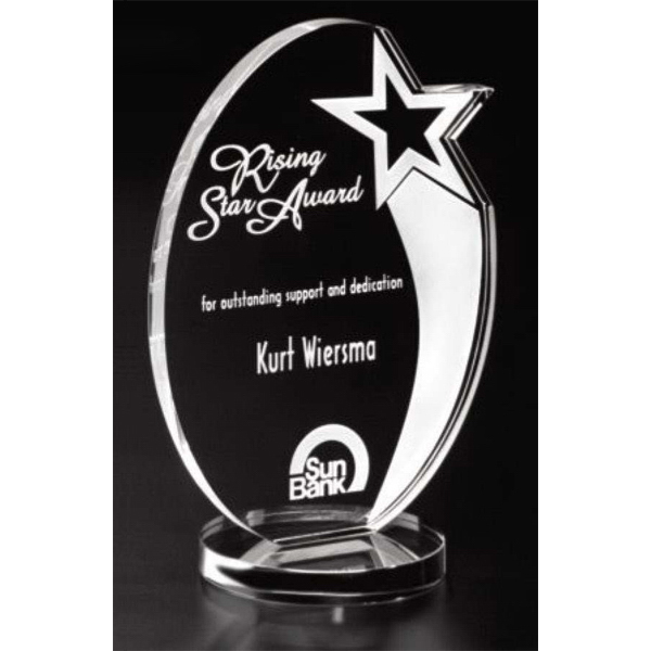 Imprinted Royal Star Award
