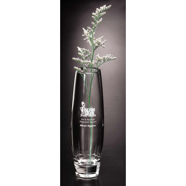 Personalized Elite Bud Vase