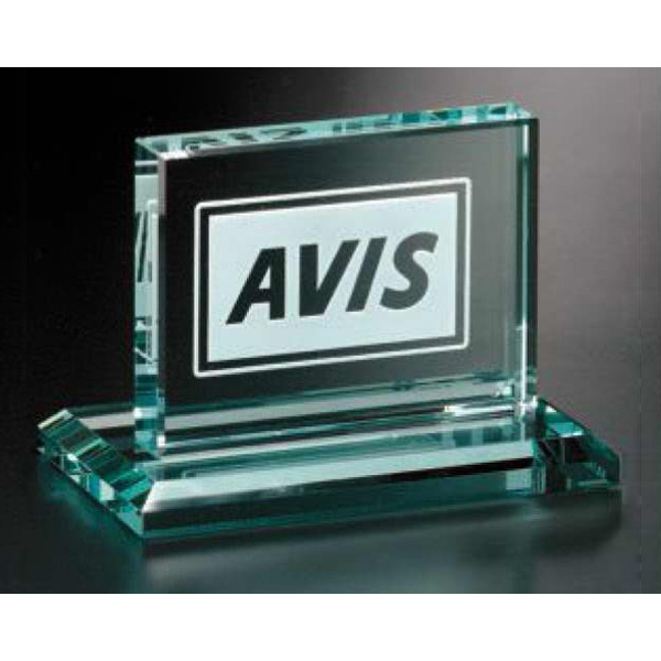 Customized Huntington Rectangle Award
