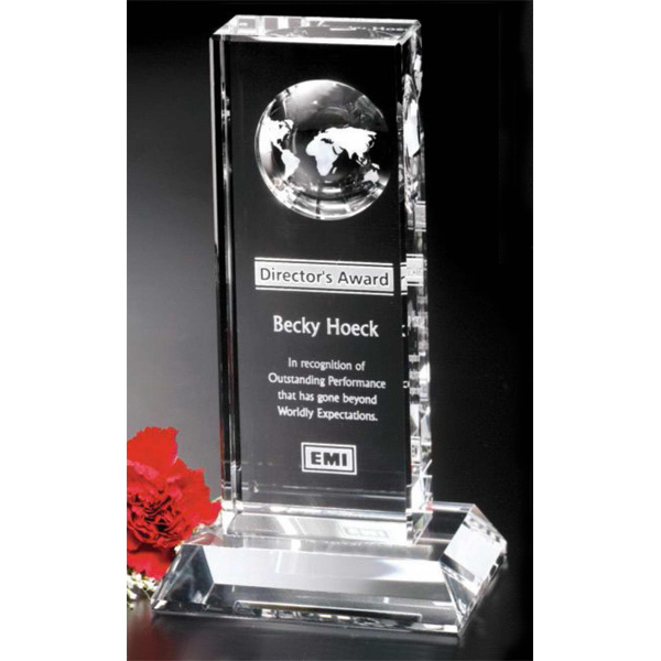 Imprinted Lewiston Global Award