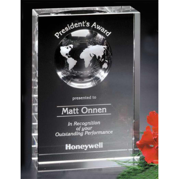 Imprinted Drake Global Award